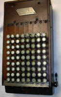 1st Model Comptometer / Adding Machine