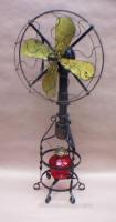 Hot Air Fan by Lake Breeze