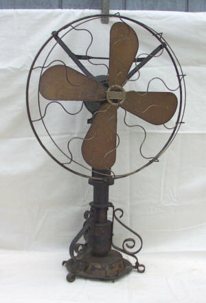 Lake Breeze Table Top Hot Air Fan