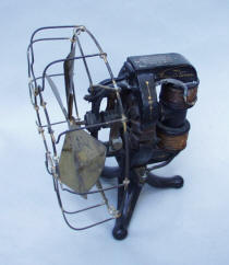 Thomas Edison Electic Battery Fan
