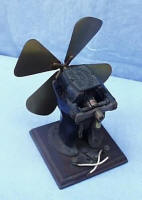 Manhattan Battery Fan