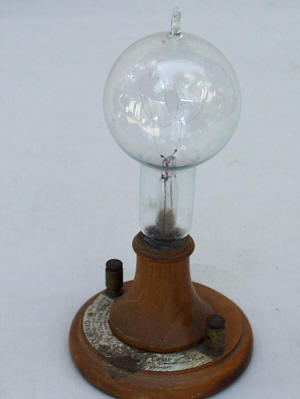 Edison Electric Light Bulb
