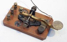 Vintage Telegraph Key
