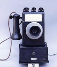 Vintage Pay Telephone