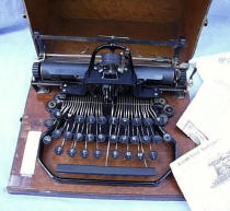 The Blick Typewriter