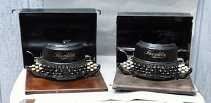 Franklin Typewriter