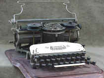hammond 12 typewriter