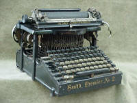 Smith Premier Typewriter