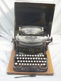 Williams #4 Typewriter