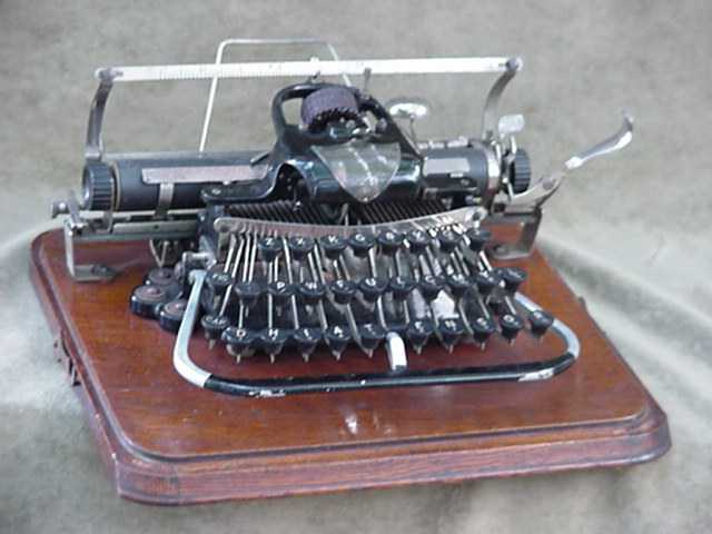 With Most Office Collectibles Hammond Typewriter