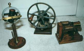 Antique Demonstrator Motors