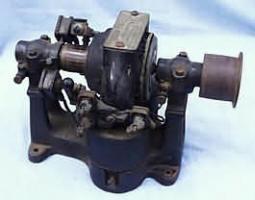 ntique Bi-Polar Electric Motor