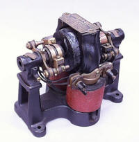 Antique Bi-Polar Electric Motor