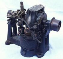 Crocker-Wheeler 1/4 H.P. Bipolar Electric Motor