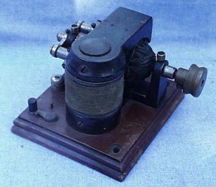Antique bi polar electric motors steam engines for Antique electric motor repair