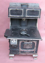 Great Majestic Junior Toy / Salesman Sample Cookstove