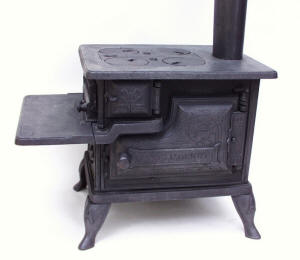 Antique Toy Stove
