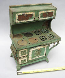 The Bluebird Toy Stove