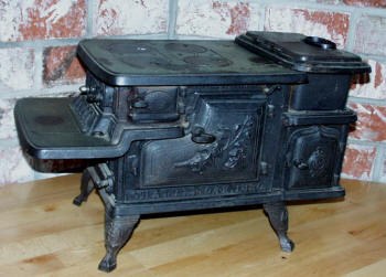 Chater Oak 503 Cookstove