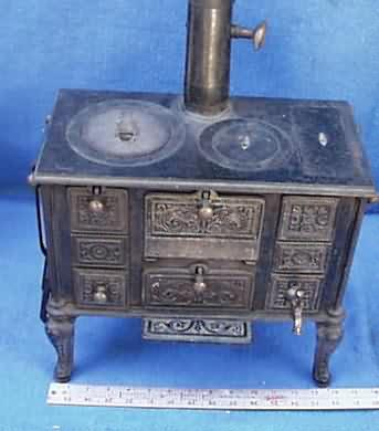 Www Antiqbuyer Com Salesman Sample Toy Stove Past Sales