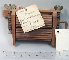 Patent Model Combination Washing Machine / Wringer