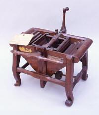 1862 Patent Model of Washing Machine
