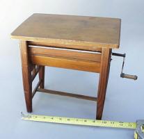 Salesman Sample Washer / Kitchen Table