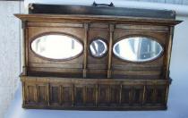 Salesman Saloon Backbar in Box
