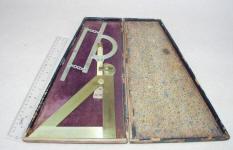1859 Gordon's Patent Goniometer / Protractor