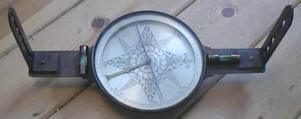 Antique Surveying Compass