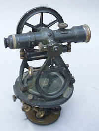 W. & L. E. Gurley Surveyor's Transit