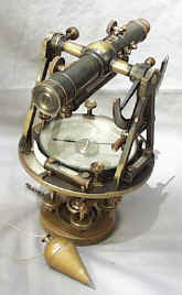 W. & L. E Gurley #28 Light Mountain Transit