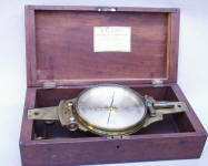 W. & L. E. Raiload Double Vernier Compass