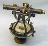 Antique Gurley Recon Transit