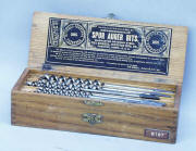 Russell Jennings Auger Drill Bit Set