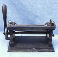 Osborne Leather Splitter w/ Plier Type Adjuster