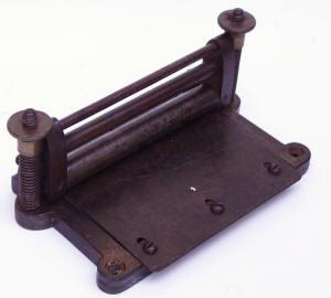 Antique Leather Splitter