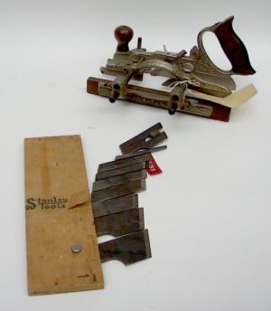 Stanley # 46 Skew Plow Plane