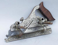 Stanley Millers Patent # 41 Rabbet and Fillister Plane