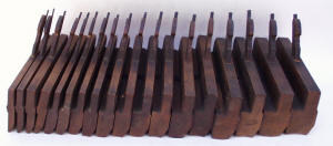 Skew Cut English Hollow & Round Planes