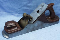 Mathieson Infill Closed Handle Panel Plane