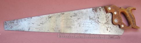 Atkins #65 Silver Steel Crosscut Saw