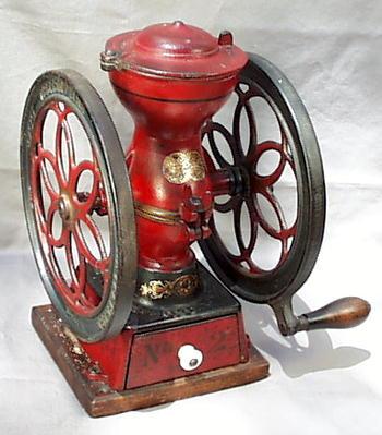 Www Antiqbuyer Com Enterprise Coffee Mills Grinders Past