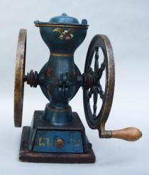 Koffee Krusher #12 (2) Size Double Wheel Coffee Mill