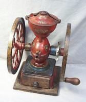 Chas. Parker #3000 Coffee Grinder