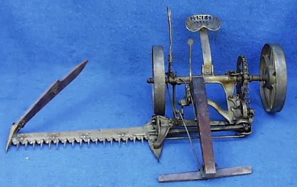 Www Antiqbuyer Com Salesman Sample Farm Machine Past Sale