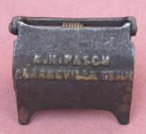 A. H. Patch Family Hand Held Pop Corn Sheller