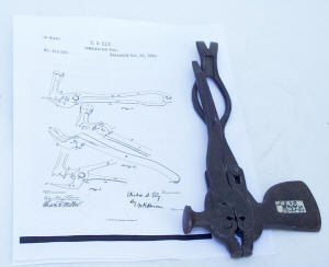 Ely Patent Combo Tool Wrench