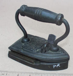 Antique Meyer's Patent Fluting Iron