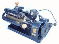 Chandler Electric Fluting Iron